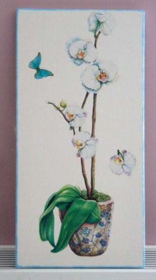 """""""Orchidée"""""""